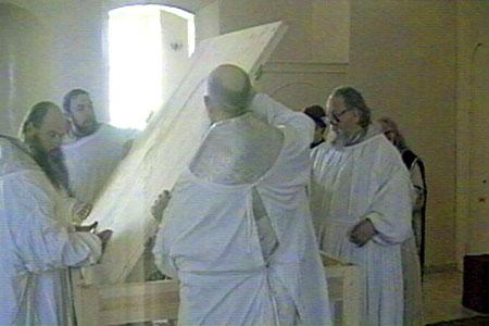 6 апреля — 10 лет со дня освящения Богоявленского собора