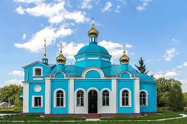 Храм святого апостола Иоанна Богослова с. Ловчиково
