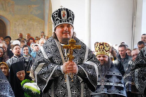 Епископ Мценский Алексий прибыл к месту служения