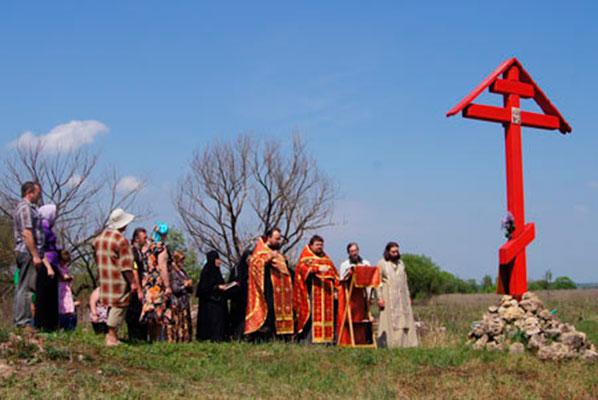 9 мая — день памяти болховского новомученика священника Иоанна Панкова 97-лет со