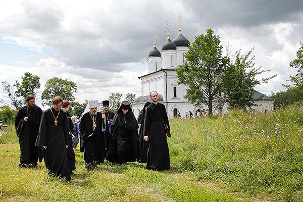 Митрополит Антоний посетил Болхов с Архипастырским визитом