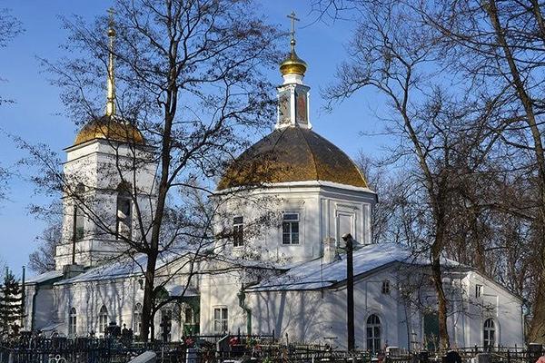 Свято-Иоанно-Крестительский храм г. Орла