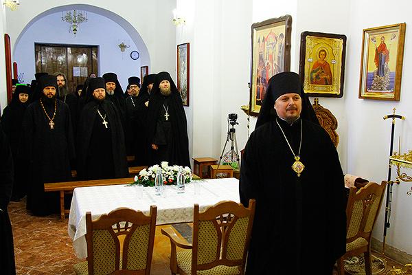 Во Введенском женском монастыре прошла монашеская секция регионального этапа Рож