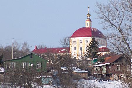Храм свв. Афанасия и Кирилла г. Болхова