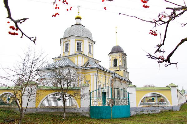 Митрополит Антоний посетил с Архипастырским визитом Дмитровский район