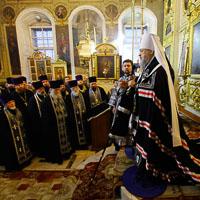 Митрополит Антоний: «Великий пост — знамя нашей надежды на возвращение в райское