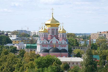 Храм Смоленской иконы Божией Матери г. Орла