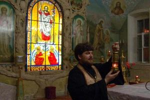 Православные встретили Светлое Христово Воскресение
