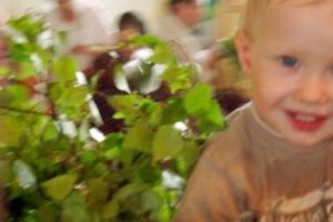 15 июня православные празднуют день Святой Троицы