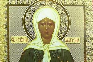 17-19 сентября Орловскую епархию посетит крестный ход с частицей мощей блаженной Матроны Московской