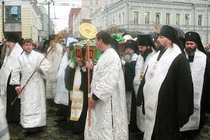 Погребение Святейшего Патриарха Московского и всея Руси Алексия II. Фоторепортаж