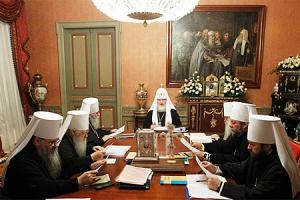 Архиепископ Пантелеимон назначен на Красноярскую кафедру. Орловскую епархию возглавит архиепископ Красноярский Антоний
