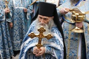 Схиархимандриту Илию (Ноздрину Алексею Афанасьевичу) присвоено звание «Почетный гражданин города Орла»