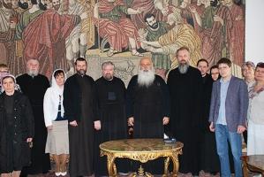 Представитель Орловской епархии посетил Кипр в составе делегации Паломнического центра Московского Патриархата