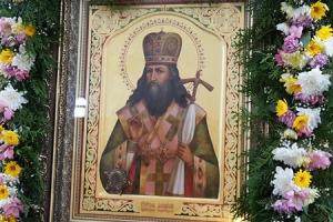 Орловско-Ливенскую епархию посетит икона святителя Феодосия Черниговского с частицей мощей