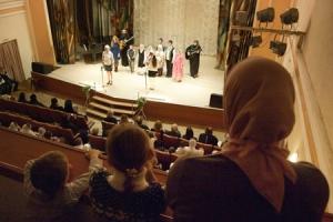 Подведены итоги III областного фестиваля учеников православных воскресных школ