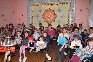 В Болховском доме-интернате совершена Божественная литургия
