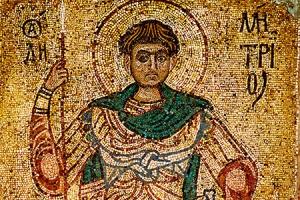 В Москву доставят чтимую святыню — десницу мученика Димитрия Солунского