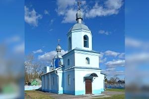 В праздник Покрова Пресвятой Богородицы митрополит Антоний совершил литургию в П