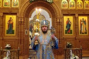 Храм Иверской иконы Божией Матери отметил престольный праздник