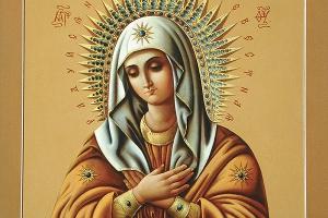 Орловскую область посетит чудотворная икона Божией Матери «Умиление» из Железног