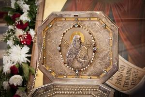 Более 20 тысяч человек поклонились мощам преподобного Силуана Афонского в Орле