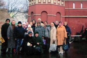 Прихожане «Центра православных инвалидов по слуху» совершили паломническую поездку в Москву