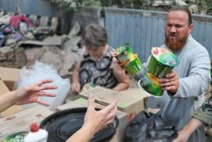 Более 500 тонн гуманитарной помощи Церковь отправила в Крымск