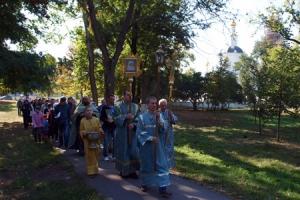 В праздник Рождества Пресвятой Богородицы состоялся крестный ход к историческим истокам Орла