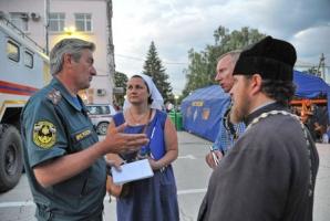 В Церкви призывают критиков перепрофилироваться в ее добровольцев по оказанию помощи пострадавшим на Кубани