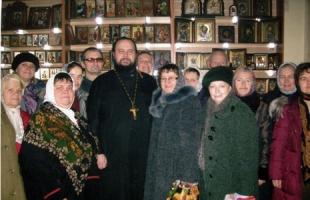 В Богоявленском соборе прошла традиционная выставка работ учащихся Центра православных инвалидов по слуху