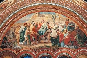 В Орле открылась выставка православного художника Василия Нестеренко