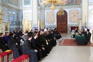 Состоялось епархиальное собрание Орловской епархии