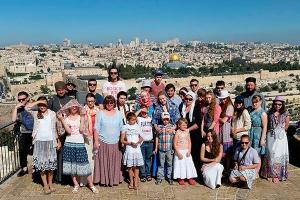 Проект «Дети дорогами Христа» помог ребятам из малообеспеченных семей посетить С