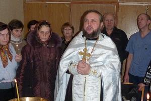 Благочинный Кромского округа напутствовал работу районной организации Всероссийс