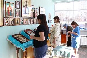 В Орловском перинатальном центре открыта молитвенная комната