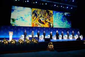 Представители Орловской митрополии приняли участие в XXIV Международных Рождеств