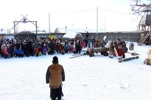 День православной молодежи в Орле отметили богатырским праздником