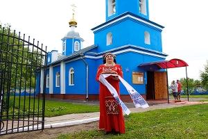 Управляющий Орловско митрополией совершил литургию в Покровском храме поселка Ша