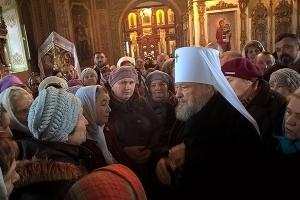 «Сила духа Димитрия Солунского вдохновляет нас и по сей день» — митрополит Антон