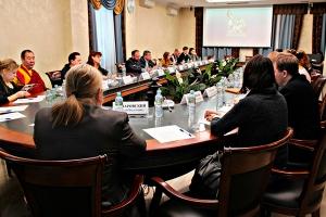 В Общественной палате РФ прошла конференция «Нравственный климат в семье и тради