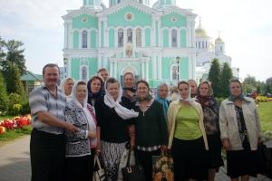 Прихожане из «Центра православных инвалидов по слуху» совершили паломническую по