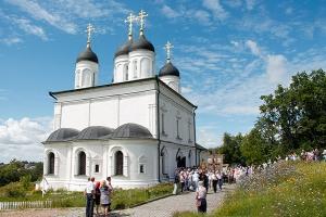 Празднование Тихвинской иконе Божией Матери в Болхове. Фоторепортаж