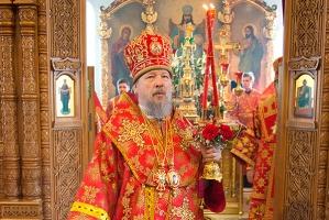 Митрополит Антоний: В дни невзгод Божия Матерь всегда стоит на защите Своих чад