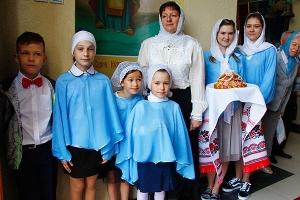 Престольный праздник Ахтырского кафедрального собора. Фоторепортаж