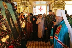 Митрополит Антоний: «Все мы —дети преподобного Сергия Радонежского»