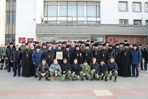 Во Мценске состоялся Региональный этап Рождественских чтений «Церковь и казачест
