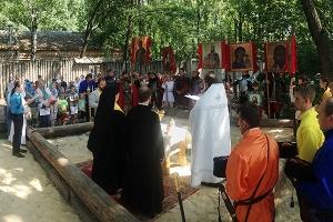 Первый в России храм во имя святого Лазаря Сербского появится под Орлом
