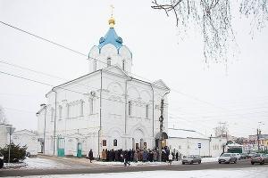 4 декабря — престольный праздник Свято-Введенского монастыря Орла