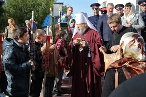 Праздник Рождества Богородицы в Болхове. Репортаж Александра Сетракова